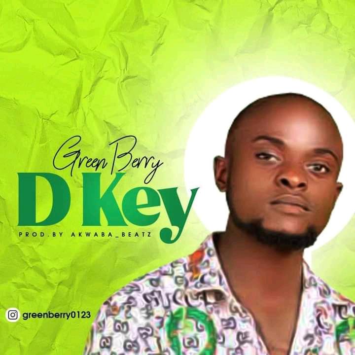 Green Berry - D Key